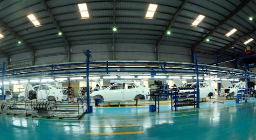 Khu công nghiệp Gián Khẩu thu hút đông đảo nhà đầu tư