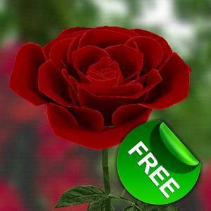 Free Download 3d Rose Live Wallpaper Free Apk Cazooz