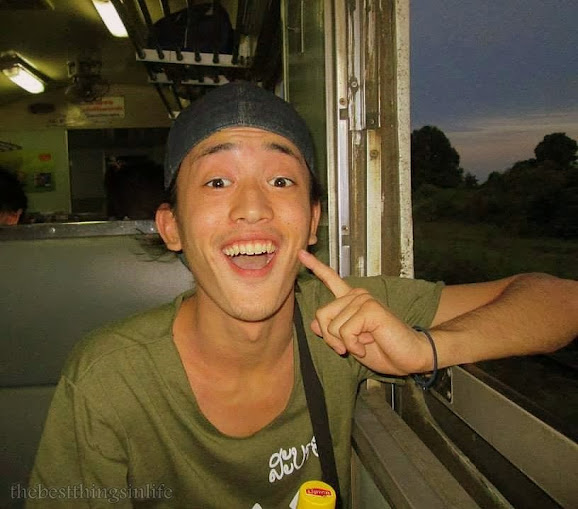 September 2013 - Kentaro or Ken, a Japanese solo traveller who has been travelling for 6 months