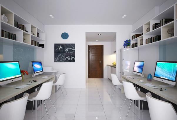 Thiết kế thi công căn hộ chung cư