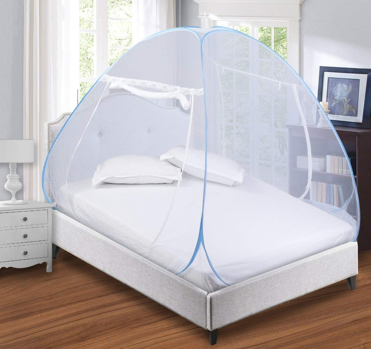 Royal Foldable Single Bed Mosquito Net