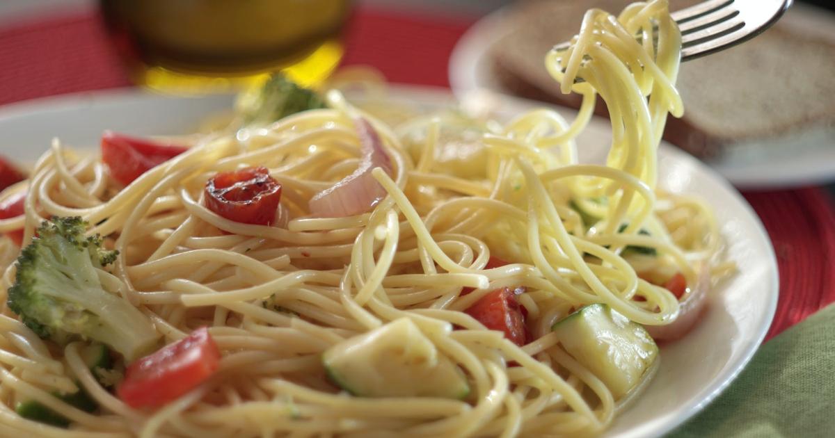 Types of pasta sauce