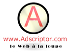 Adscriptor - le Web à la loupe