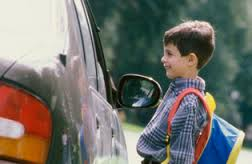 Image result for a stranger approaching a child with the lost dog tactic