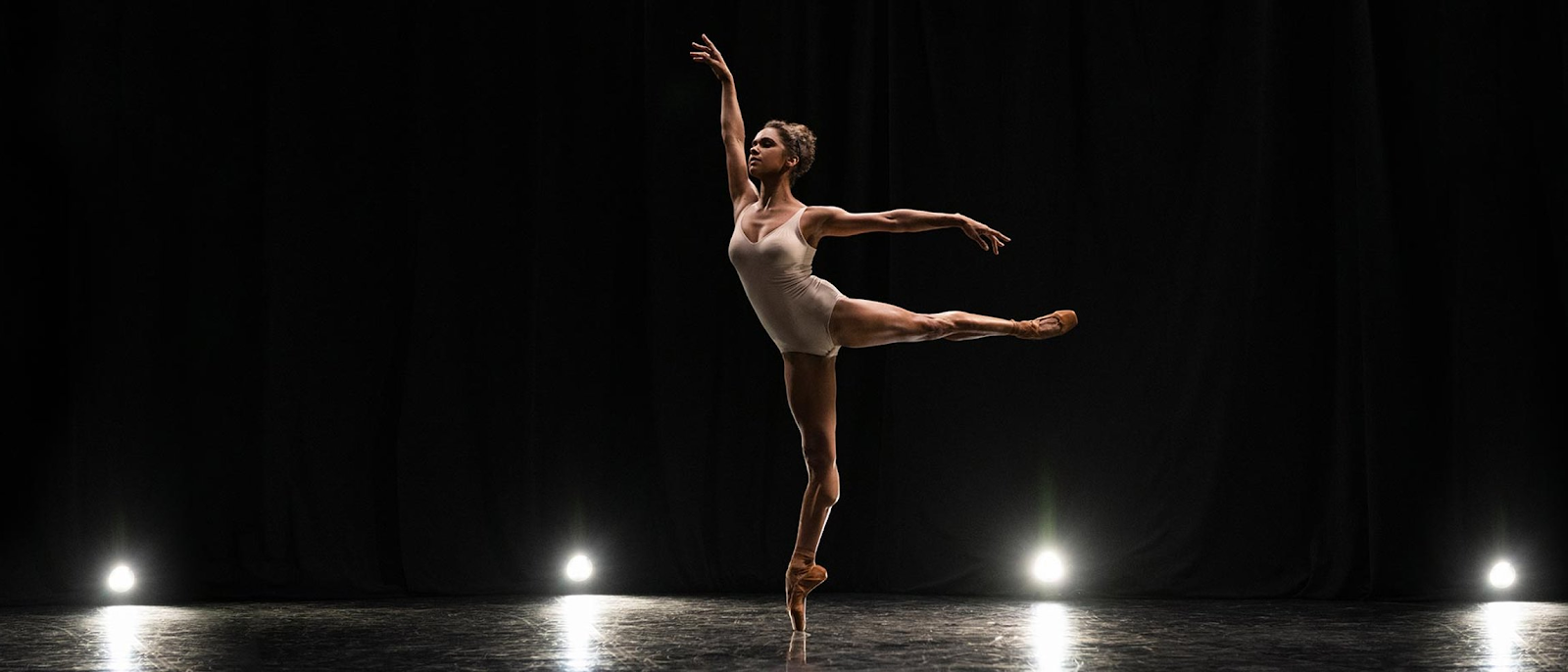 Online Ballet Technique and Artistry Course with Misty Copeland