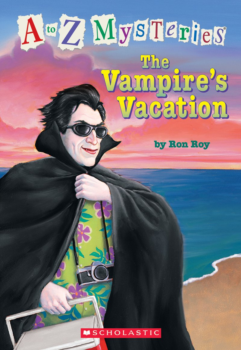 Image result for the vampire's vacation