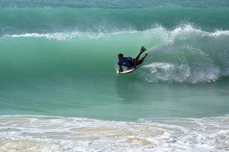 Manchebo Beach: one of the best surf spots in Aruba | Photo: PicturesOfAruba.blogspot.com