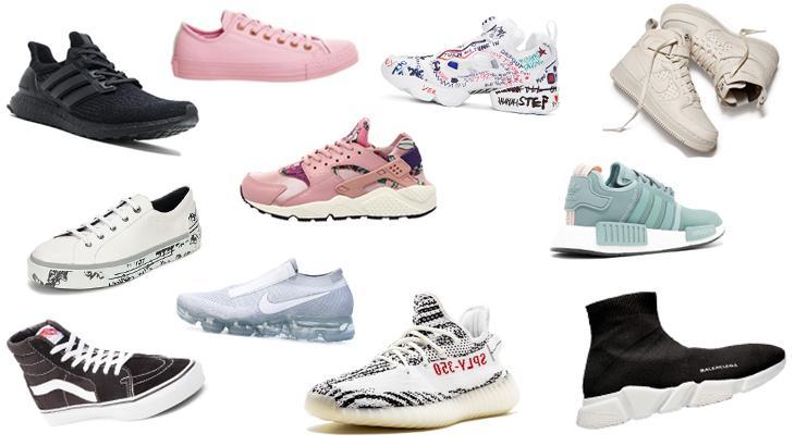 Một số thông tin về sneaker