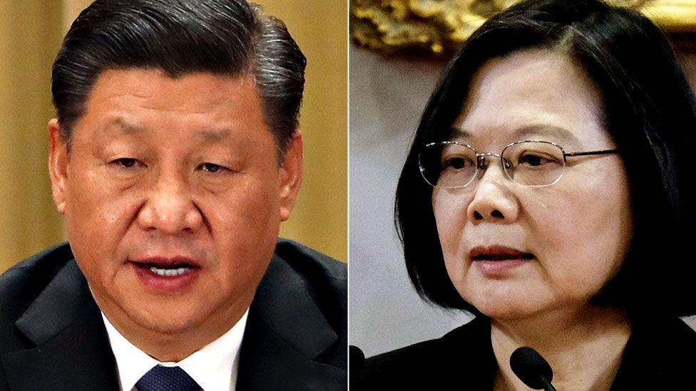 Taiwan seeks to strengthen ties with the Biden as Xi pressurizes Tsai Ing-Wen to reunify.