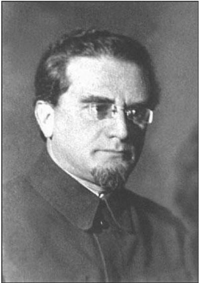 Євсей Густавович Ширвіндт, голова Верховного касаційного суду УСРР в 1920 році