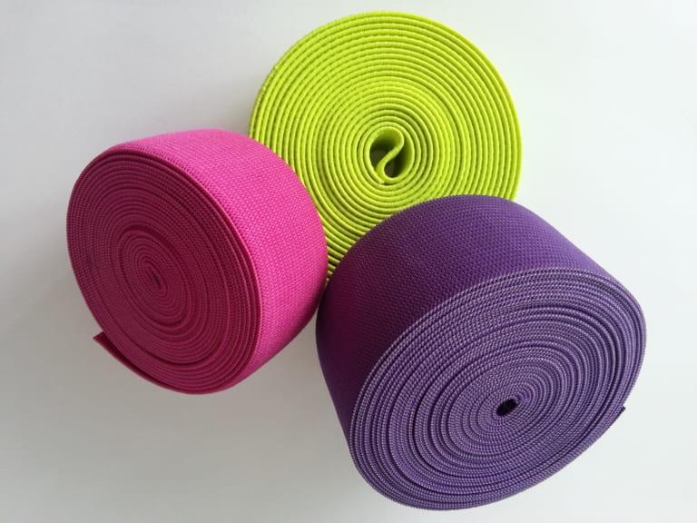 Các bạn chỉ nên chọn đơn vị sản xuất dây thun dệt có bề dày kinh nghiệm và nổi tiếng trên thị trường