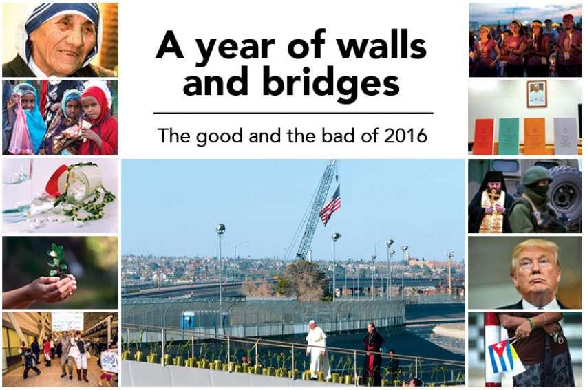 Điểm báo năm 2016: những bức tường và những cầu nối