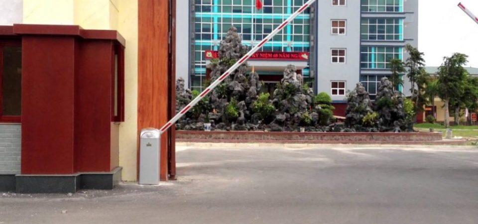Kết quả hình ảnh cho cổng berrier tự động