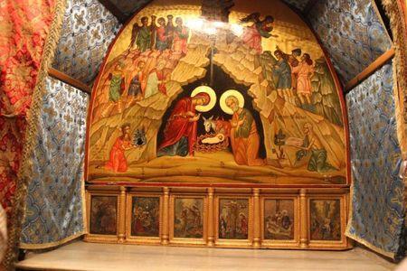 """Résultat de recherche d'images pour """"la Grotte de la Nativité"""""""