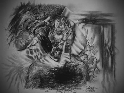 Anxiety art