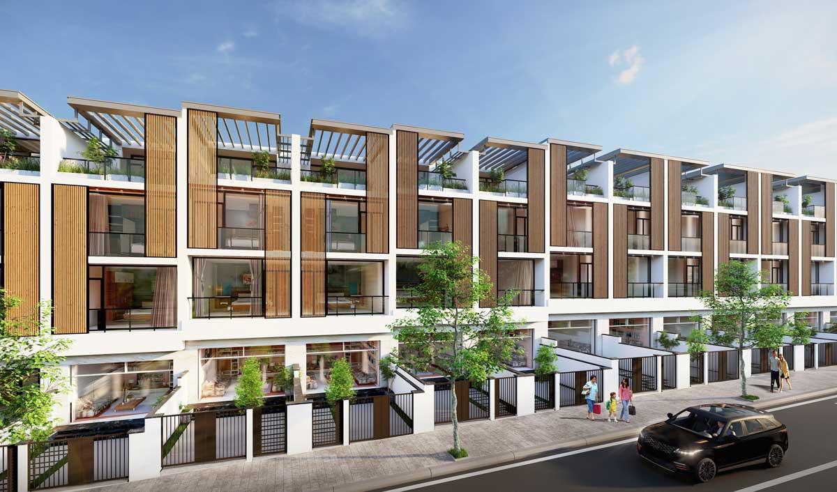 Dự án Takara Residence Chánh Nghĩa là dự án nhà phố nổi bật