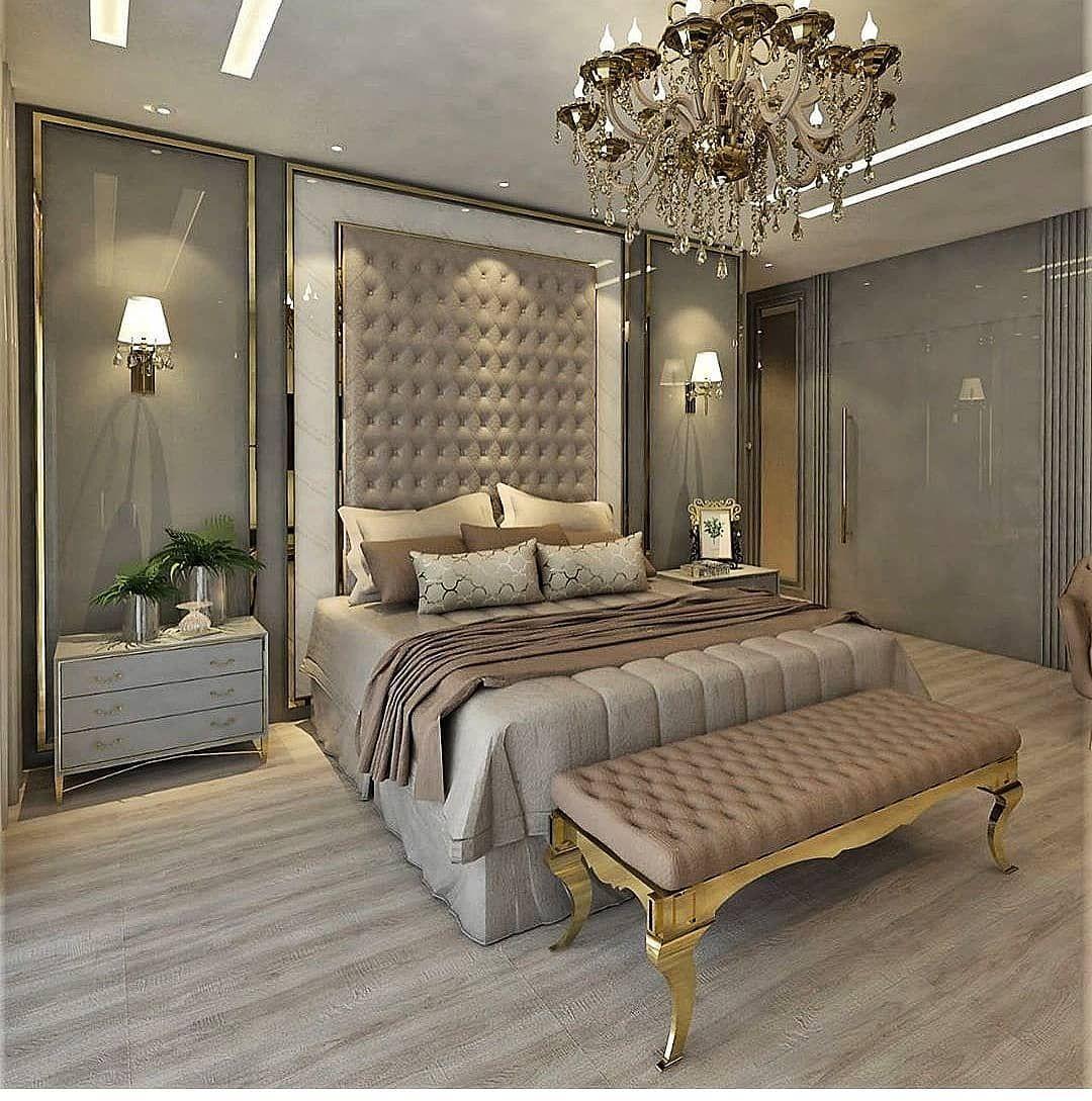 Nội thất phòng ngủ tân cổ điển 5