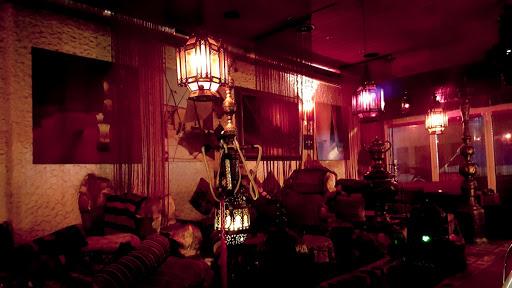 Orientalische Shisha Bar