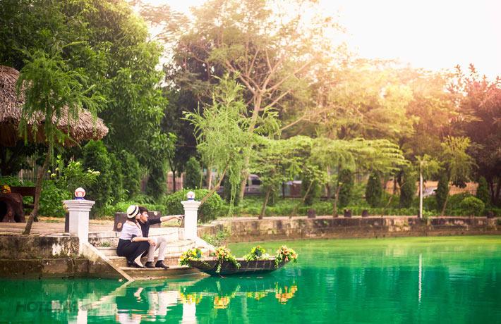 Khu nghỉ dưỡng Đồng Mô – Địa điểm lý tưởng để du lịch