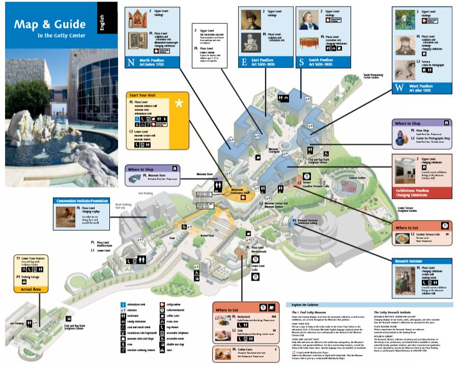 【洛杉磯自由行】Getty Center免費激推景點|超豪華蓋蒂中心|快來提升氣質!!