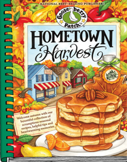 Find a Stuffing Recipe in the Hometown Harvest Cookbook from Gooseberry Patch