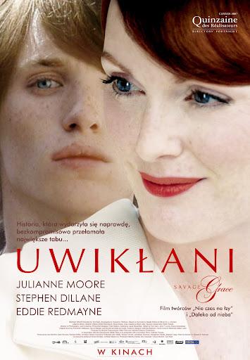 Polski plakat filmu 'Uwikłani'