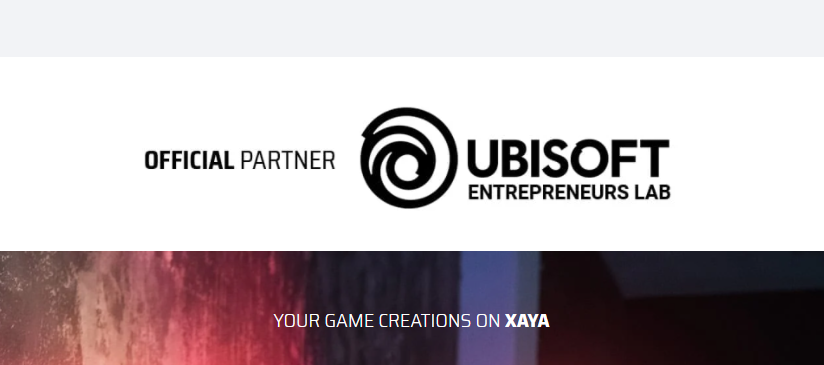 Ubisoft  no site da XAYA
