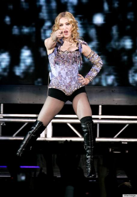 Madonna, Macy's Teaming Up For One-Night Fashion Exhibit (PHOTOS ...