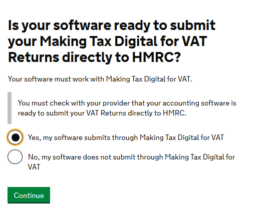 Crunch | Registering for VAT under Making Tax Dig