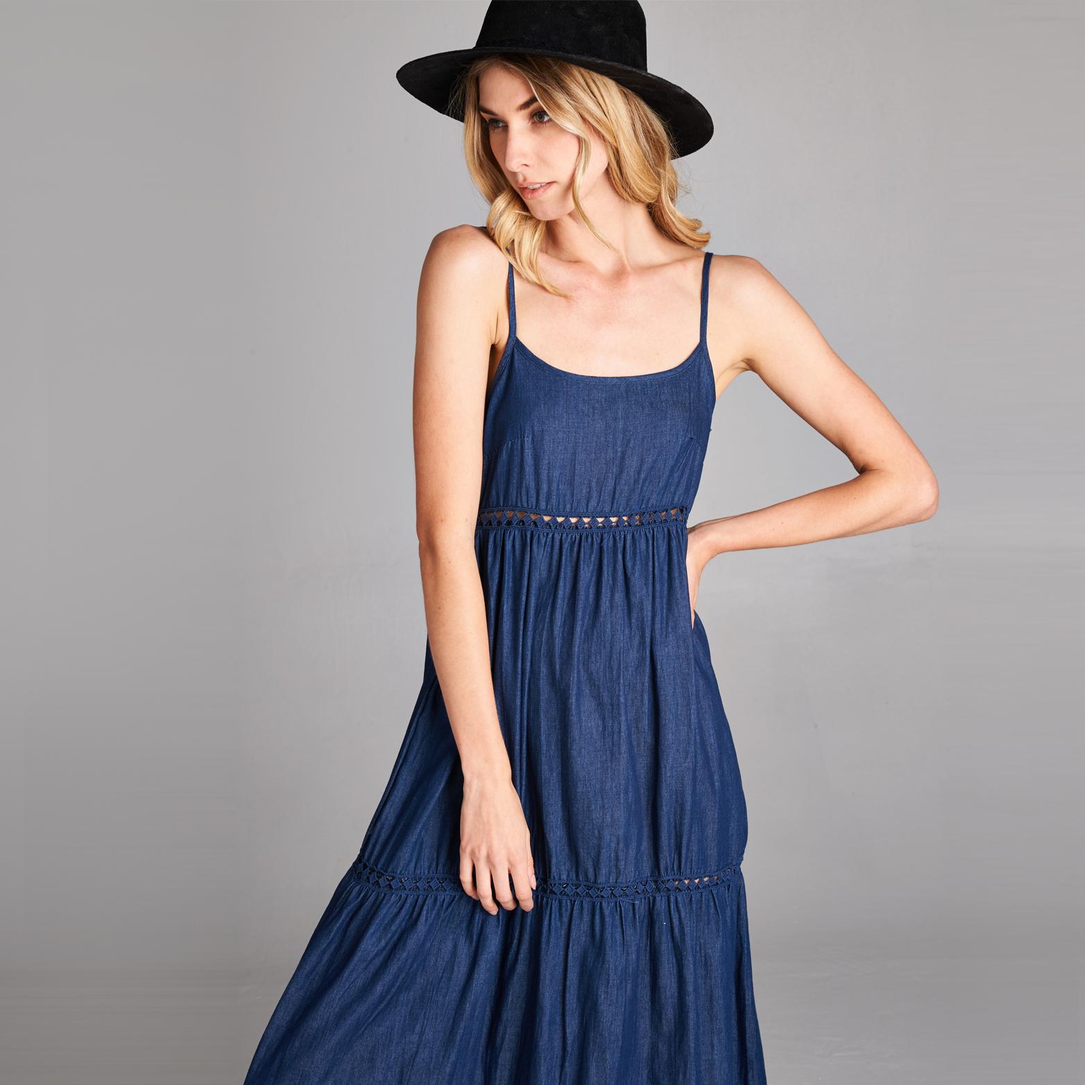 Bạn đã chọn được váy maxi phù hợp cho mùa hè thu chưa?