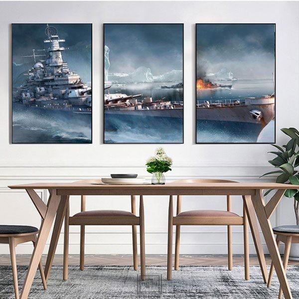 Mua khung tranh Canvas ở đâu tốt nhất và bền nhất? 5