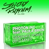 Generate Power (feat. Paula Brion) [Wild Pitch Mix]
