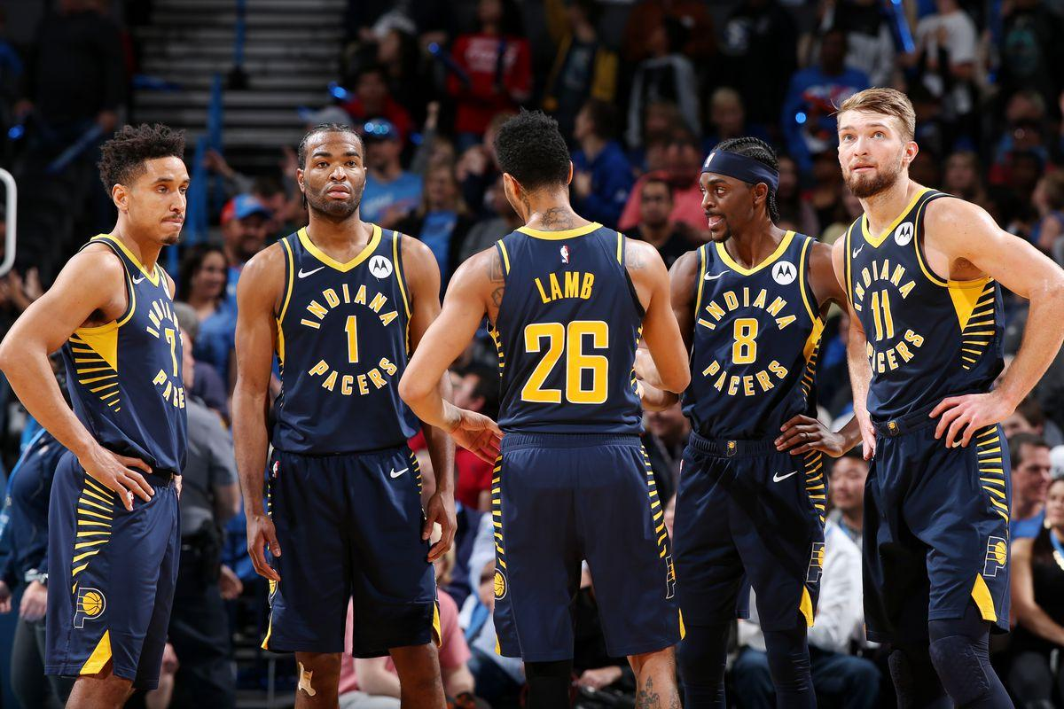NBA Bubble Preview: Indiana Pacers - Fake Teams
