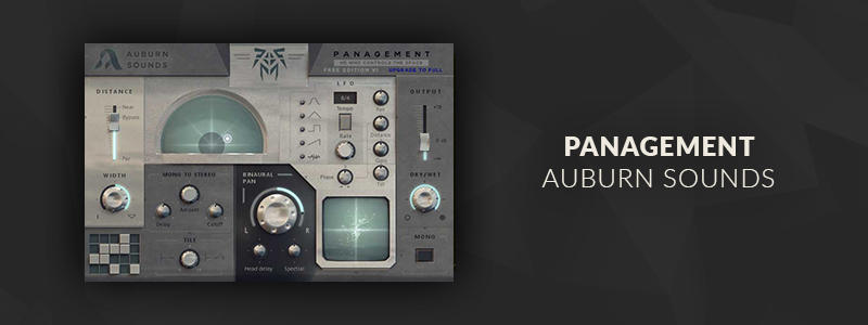 Panagement Free Edition by Auburn Sounds (Windows, Mac OS)