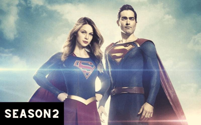 index of supergirl season 2