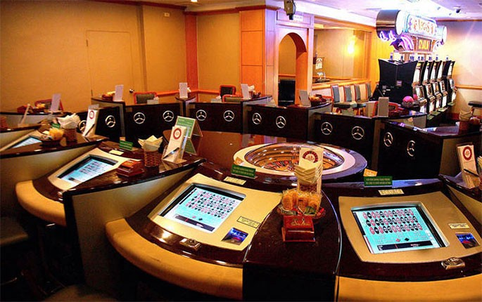 Ho Chi Minh casino