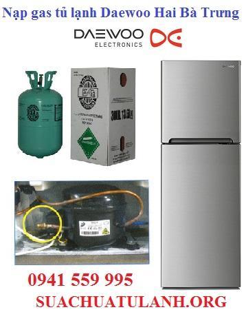 Nạp gas tủ lạnh Daewoo uy tín nhất tại Hà Nội - ảnh 1