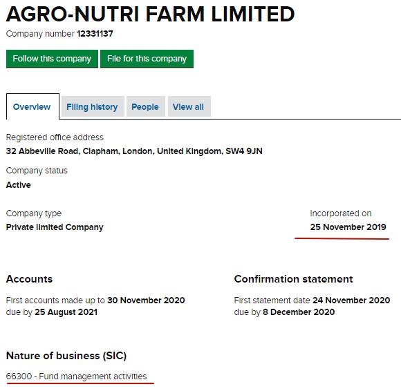 Обзор и отзывы о хайп-проекте AGRO-NUTRI FARM — выгодная сделка или проигрышный вариант?