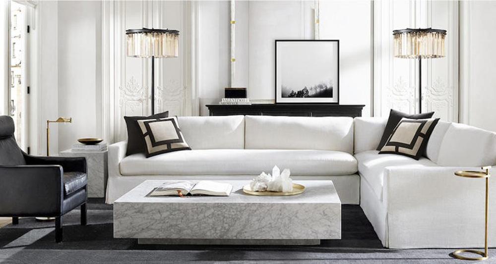 5 mẹo trang trí phòng khách gia đình sang trọng với ngân sách tối thiểu