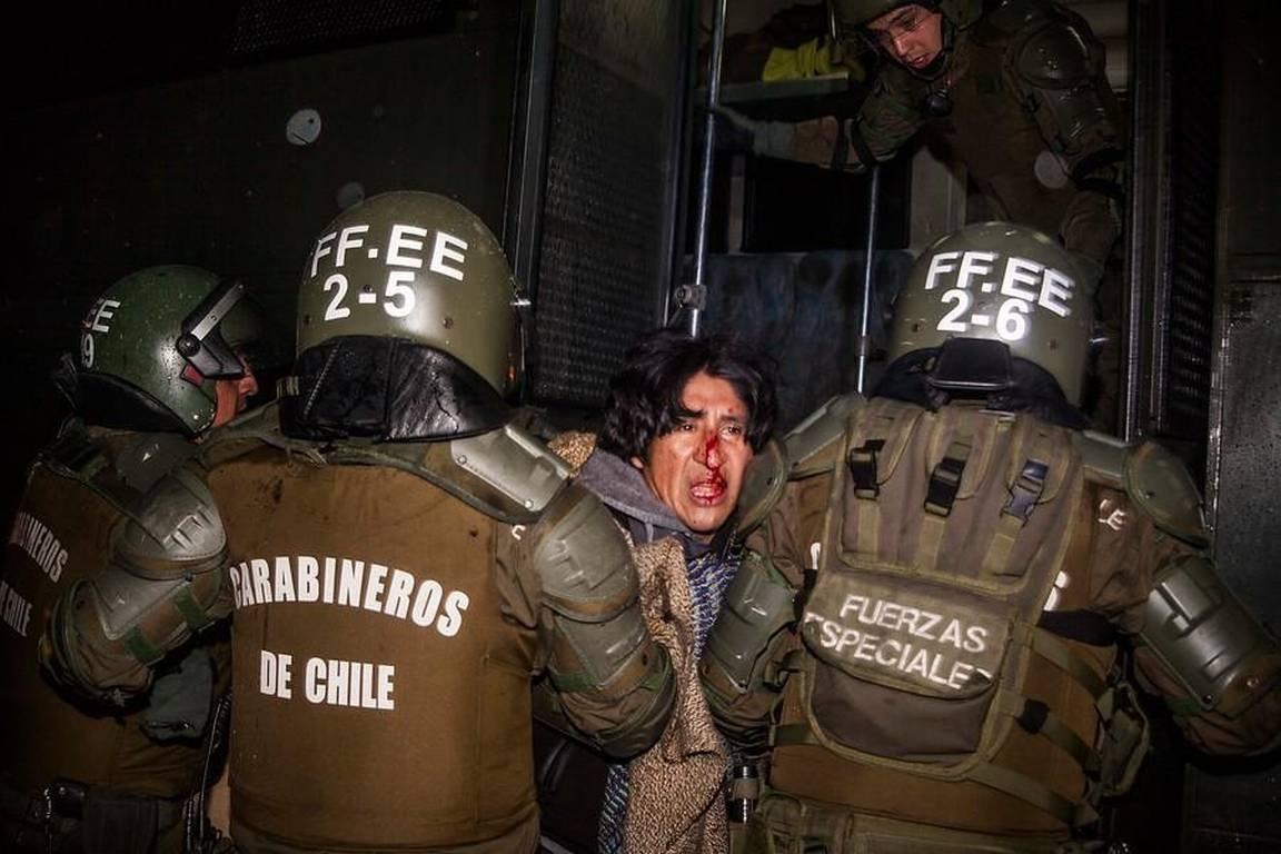 Desalojan sede la Conadi en Temuco tomada por comuneros mapuche