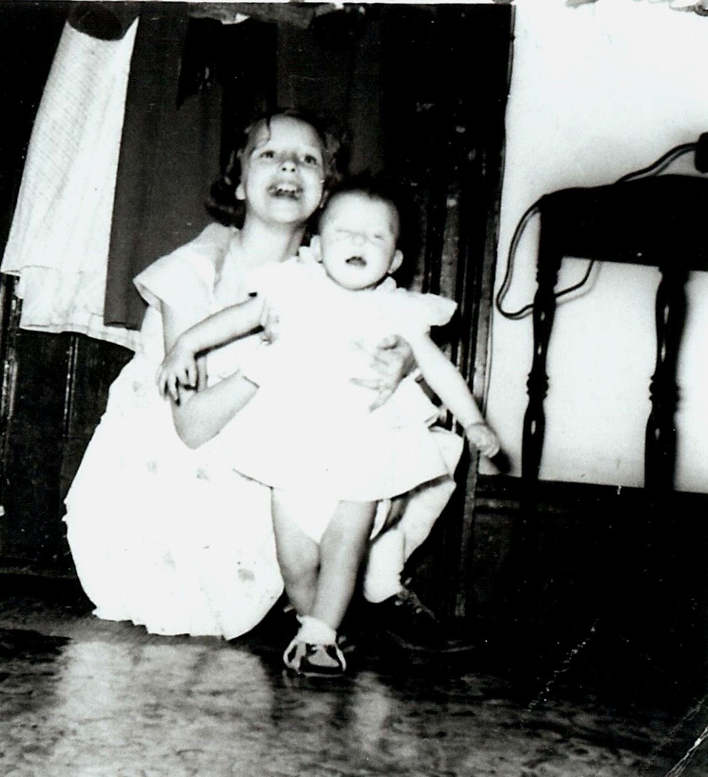 Leona Marie & Katherine Ellen Tate Dec 1955.jpg
