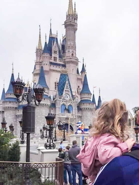 Disney World with a toddler trip report