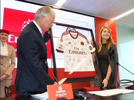 Hợp đồng tài trợ mới: Milan sẽ quay trở lại Champions League?