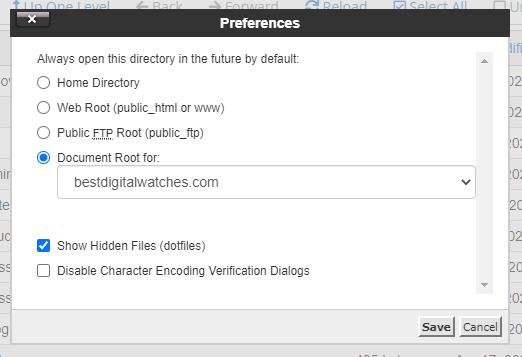 Locate, create and edit htaccess file in WordPres
