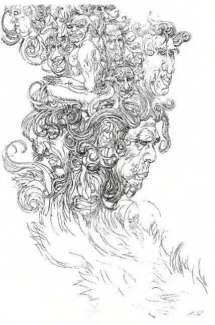 Image result for austin osman spare art