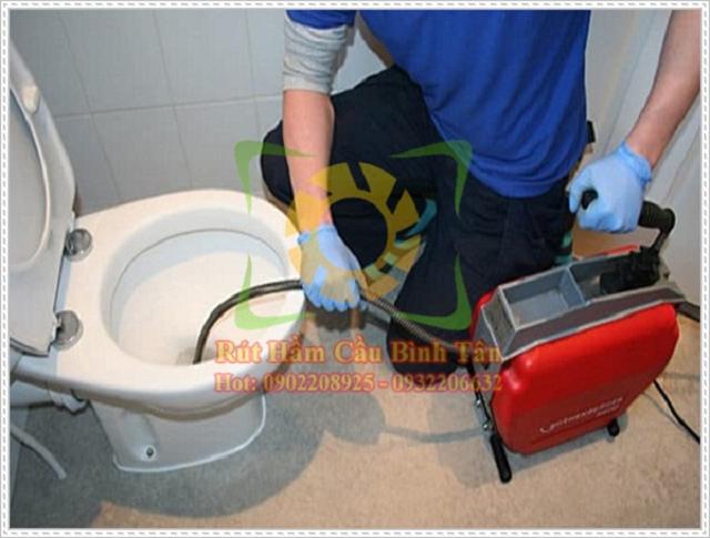 Hãy đến với ruthamcauquanbinhtan.net để được nhân viên kỹ thuật tại Minh Tú tiến hành khử mùi hôi nhà vệ sinh nhanh chóng