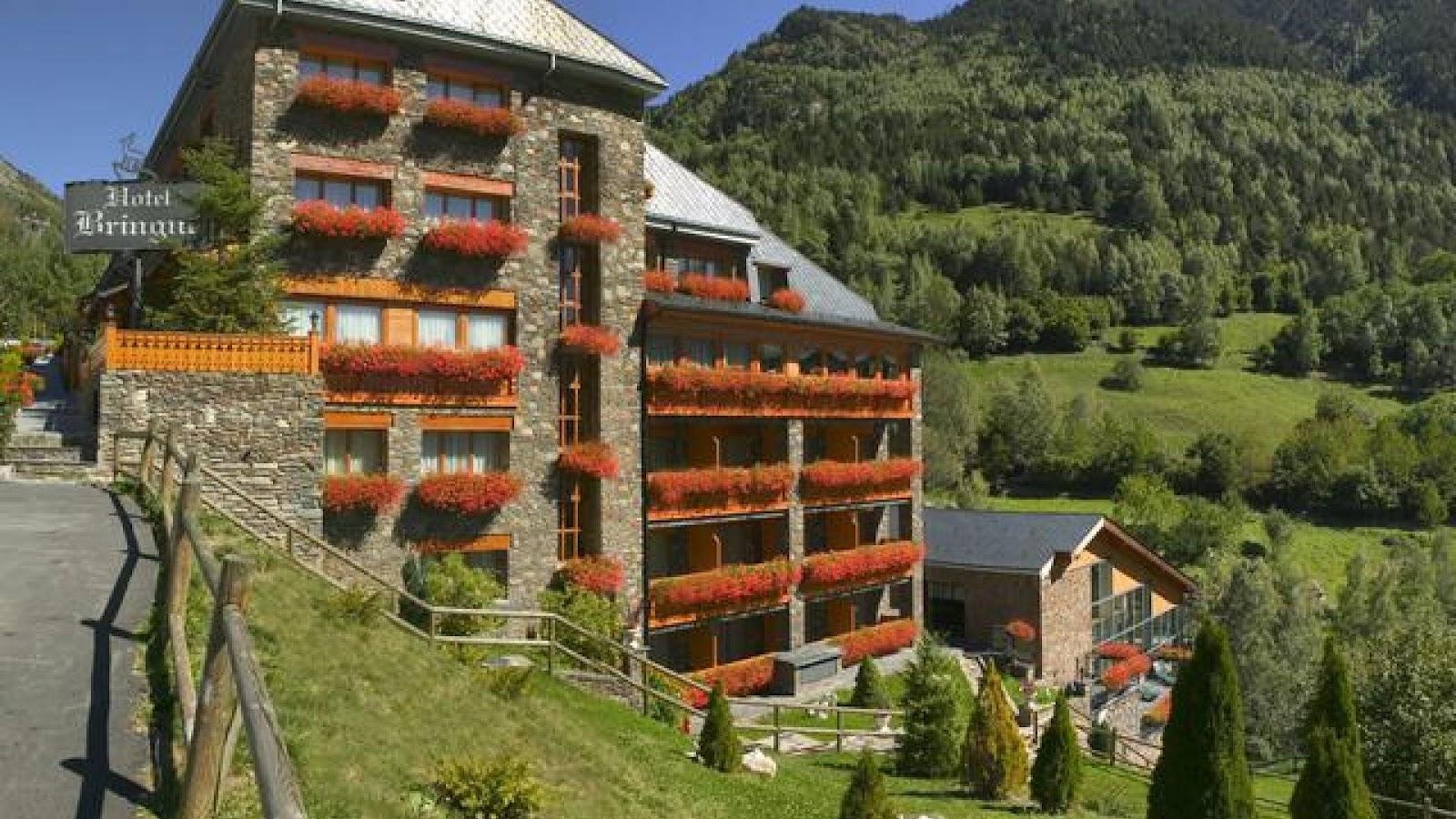 Hotel Bringué & Spa en El Serrat