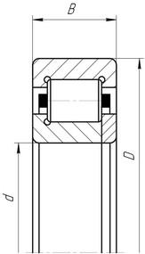 диаметр подшипника