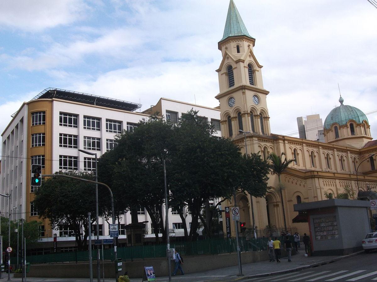 Quem vive em bairros nobres, como Santa Cecília ou Pinheiros, em São Paulo, está mais perto das cidades de 15 minutos (Wikimedia Commons/Reprodução)