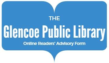 Online Readers' Advisory Form!
